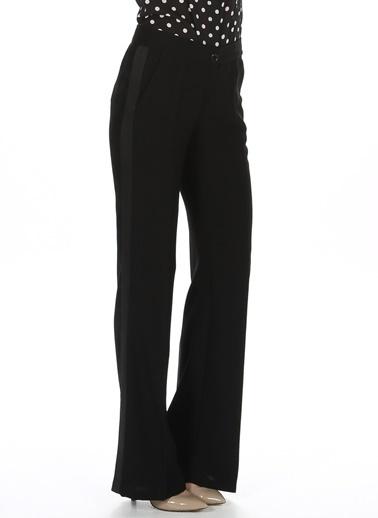 Cotton Bar Pantolon Siyah